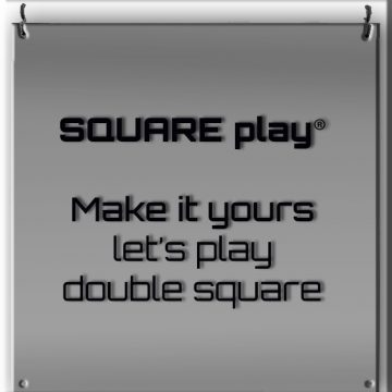 SQUARE play® make it yours dsA
