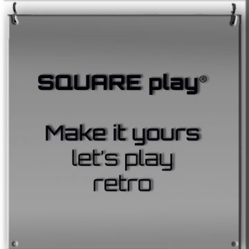 SQUARE play® make it yoursA